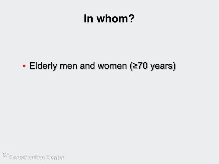 In whom?