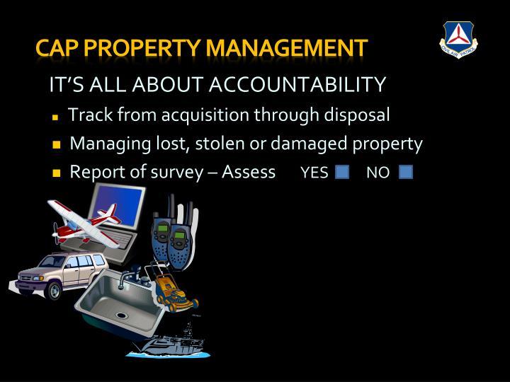CAP Property Management