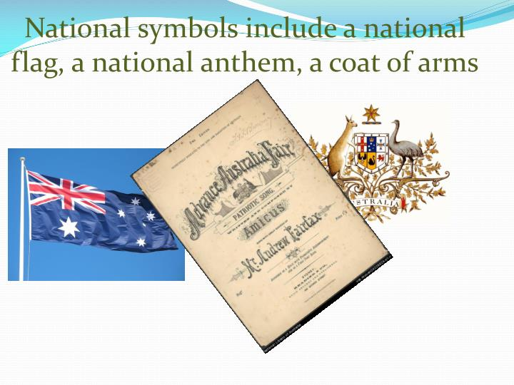 Ppt National Symbols Of Australia Powerpoint Presentation Id2626997