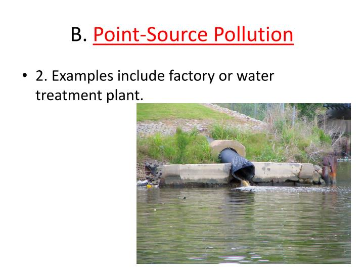 Ppt 11 3 Water Pollution Powerpoint Presentation Id2627408