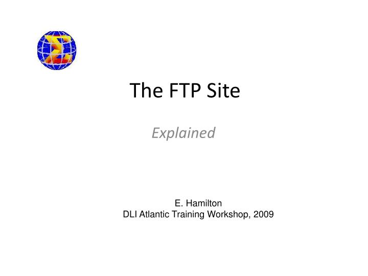 the ftp site n.