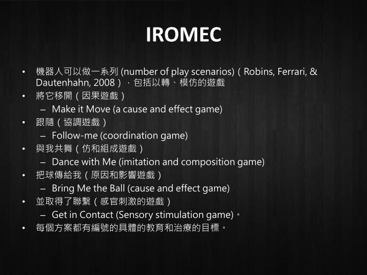 IROMEC