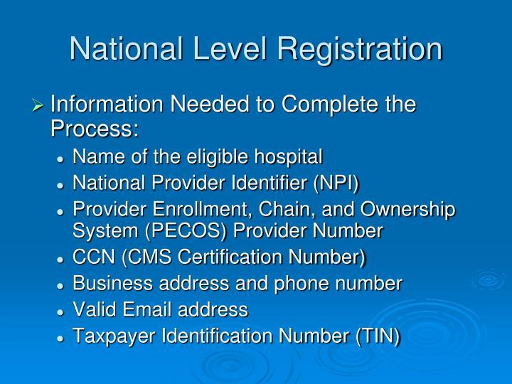 Ppt New Jersey Medicaid Ehr Incentive Program Hospital