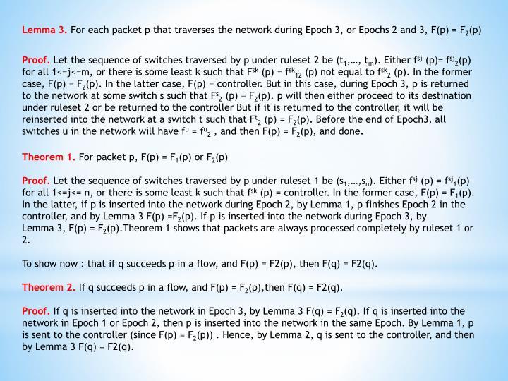 Lemma 3.