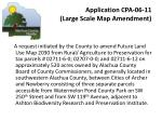 application cpa 06 11 large scale map amendment