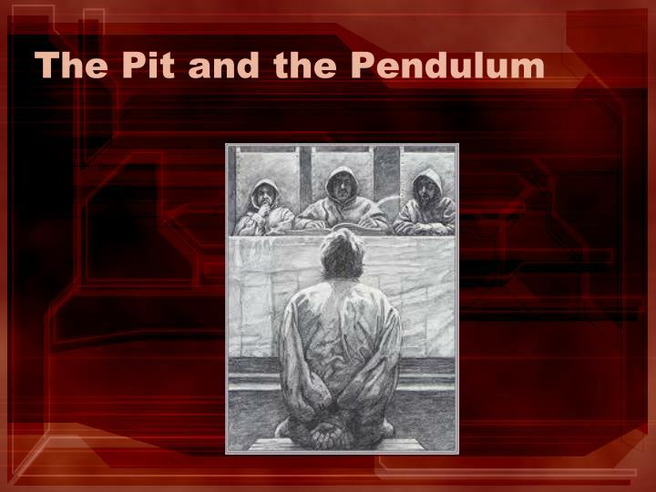 the pit and the pendulum n.