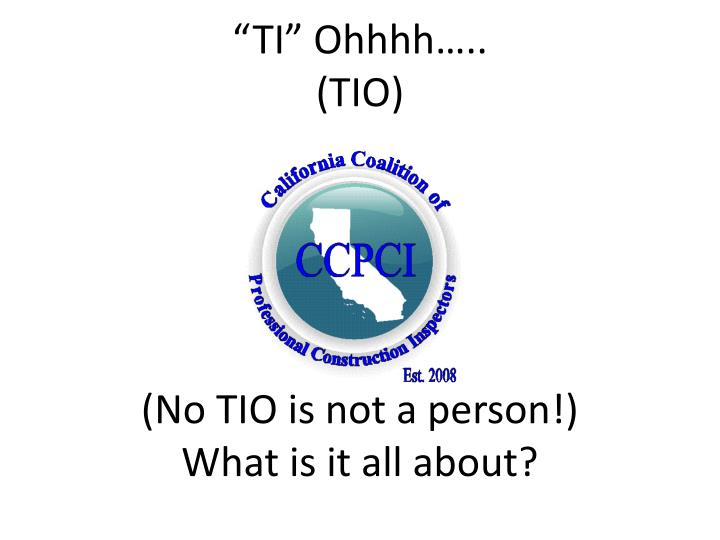 what is ojt all about