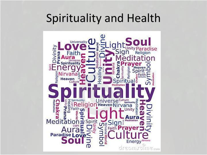 health and spirituality Spirituality & health magazine provides inspiration for conscious living, healthy diet and lifestyle, social action, spiritual wisdom and sustainability spirituality & health magazine provides inspiration for conscious living, healthy diet and lifestyle, social action, spiritual wisdom and sustainability.