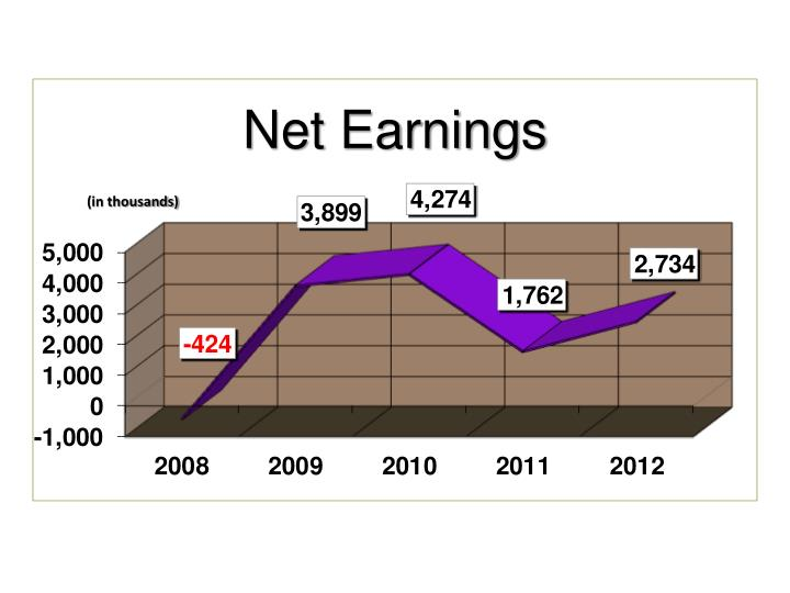 Net Earnings