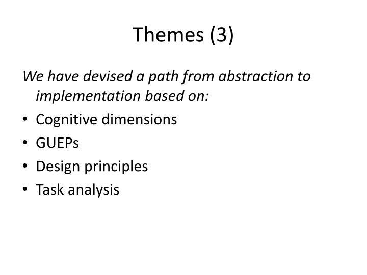 Themes (3)