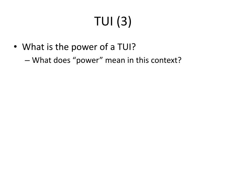 TUI (3)