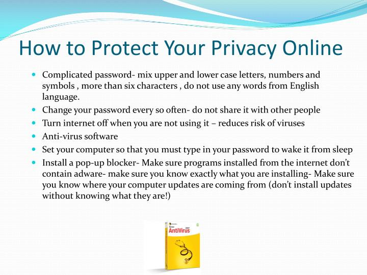 11 Simple Ways to Protect Your Privacy
