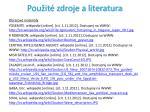 pou it zdroje a literatura1