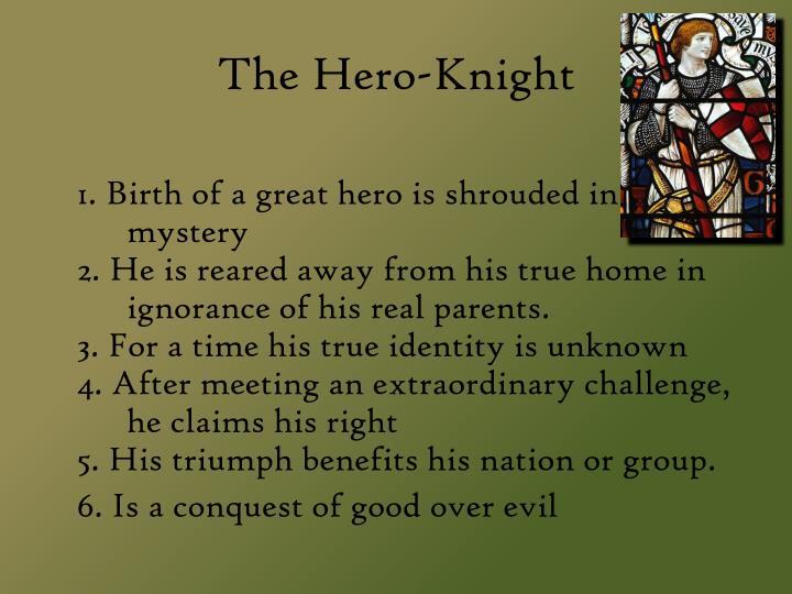 The hero knight