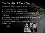 the early life of wayne gretzky