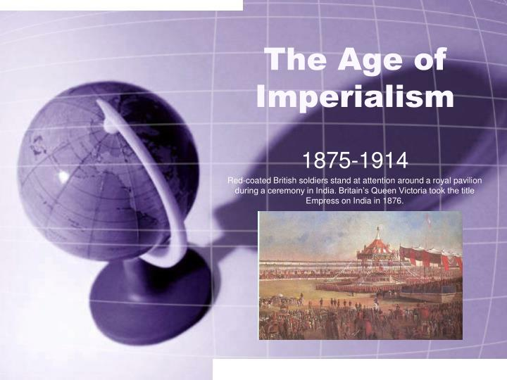 the age of imperialism n.