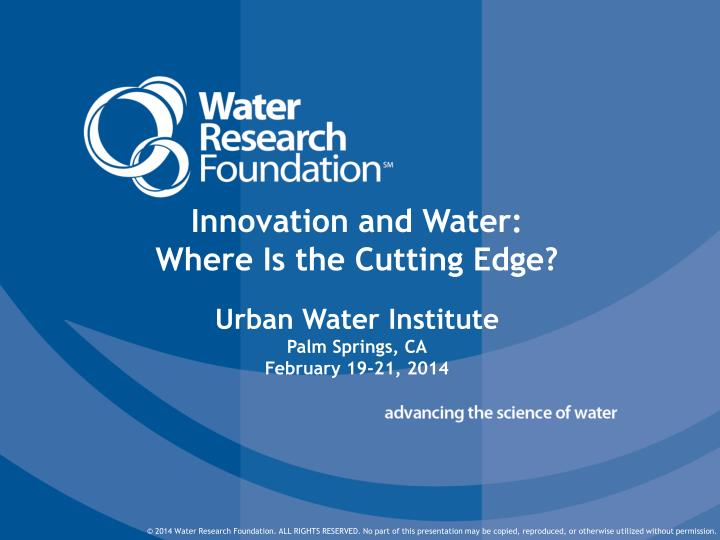 water research papers International refereed research journal this paper provides the insight view about water and land/.