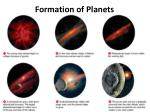 formation of planets1