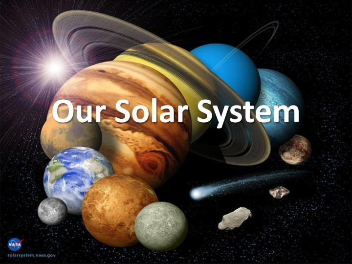 our solar system n.