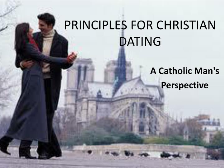 christian perspective of dating