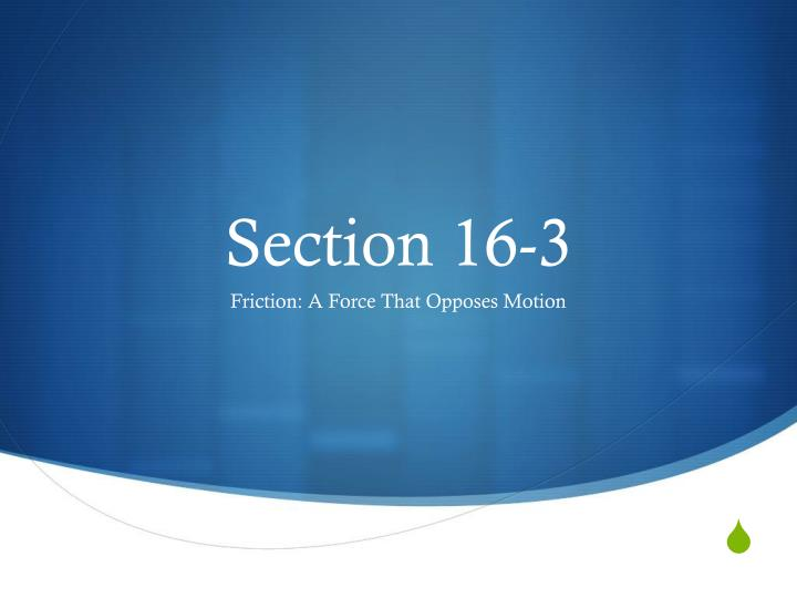 section 16 3 n.