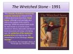 the wretched stone 1991