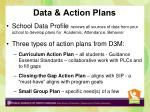 data action plans