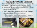 radioactive waste disposal2