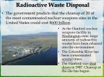 radioactive waste disposal3