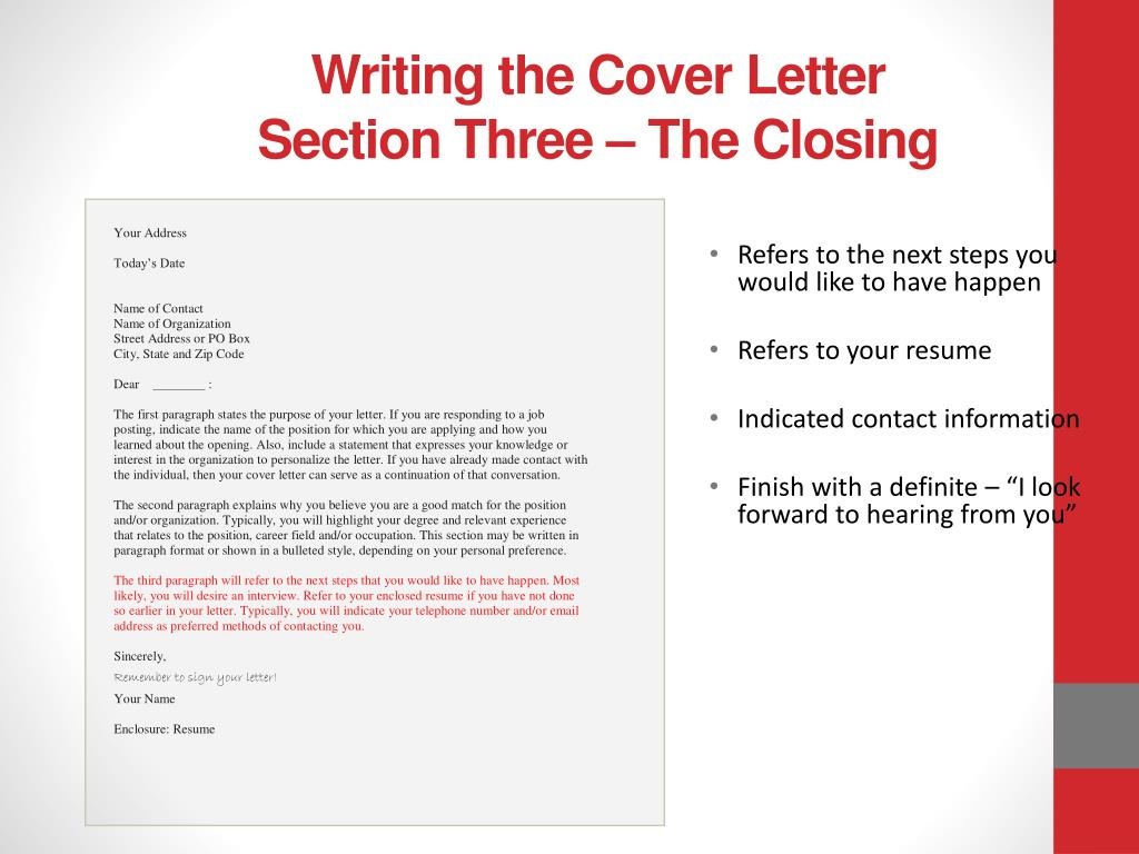 PPT – Writing Application Letters PowerPoint presentation | free to view - id: d2-NDNmN