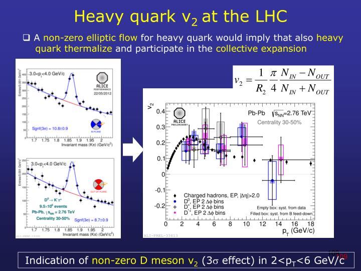 Heavy quark v