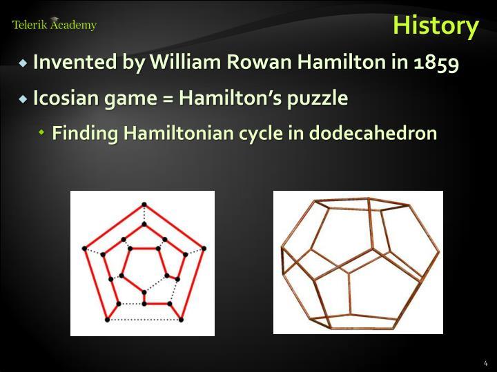 Ppt Hamiltonian Cycle Powerpoint Presentation Id 2636686