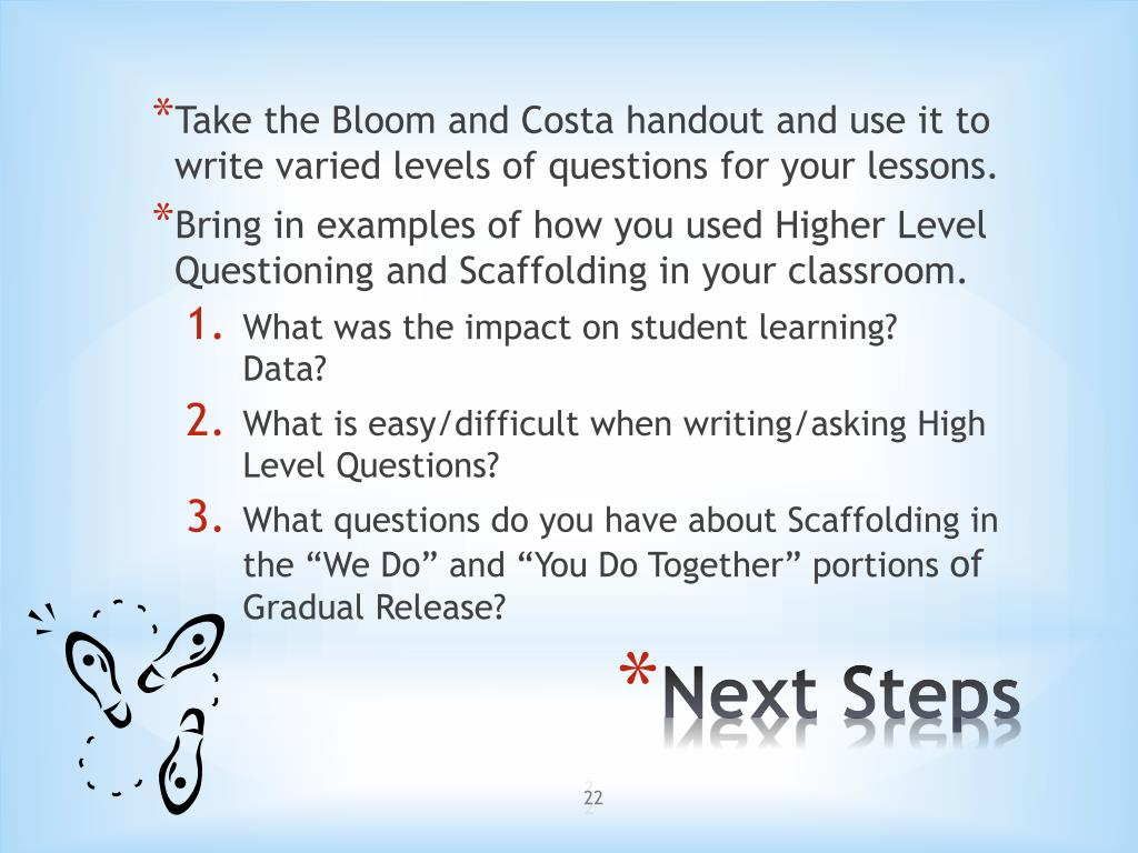 Ppt Higher Order Questions Powerpoint Presentation Free Download Id 2637847