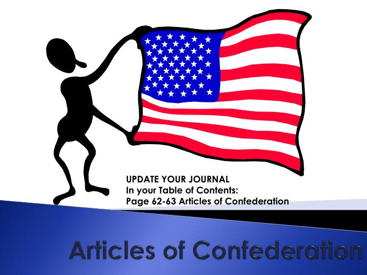 a description of the article of confederation in the end of the revolutionary war Articles of confederation war that the articles of confederation were too weak how did shays' rebellion reveal the articles' weaknesses and lead to the end.