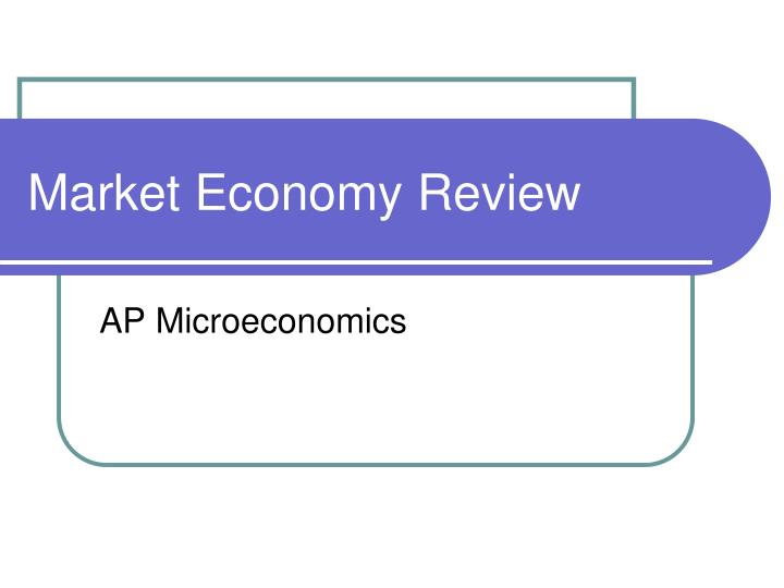 market economy notes 1 introduction to economics lecture notes lecture notes 1 business cycle - is the recurrent ups and downs in economic activity observed in market economies.