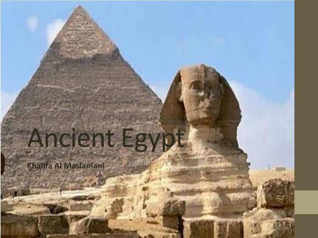 Ppt Ancient Egypt Powerpoint Presentation Free Download Id 2639324