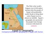 egypt geography