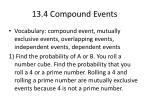 13 4 compound events