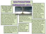 southeastern tornadoes 2011