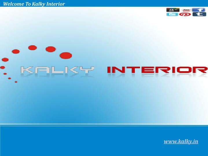 Welcome to kalky interior