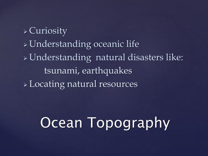 Ocean topography1