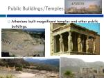 public buildings temples