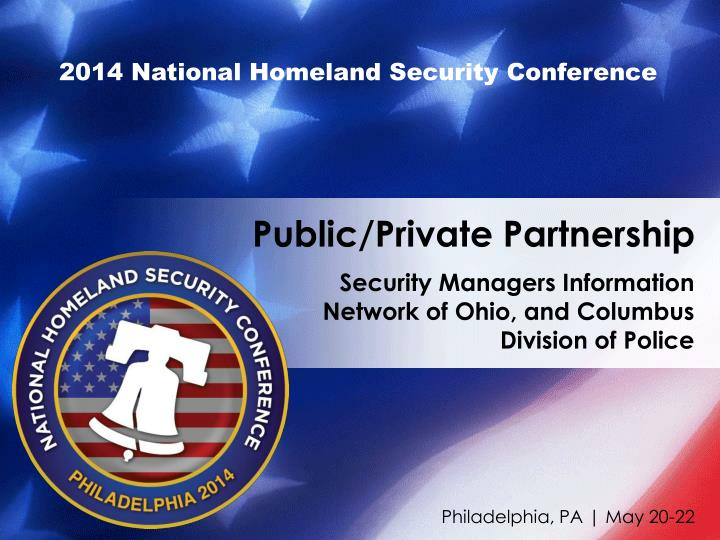 2014 National Homeland Security