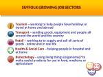 suffolk growing job sectors1