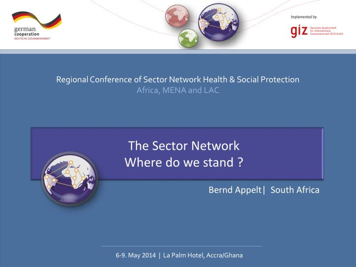 The Sector Network