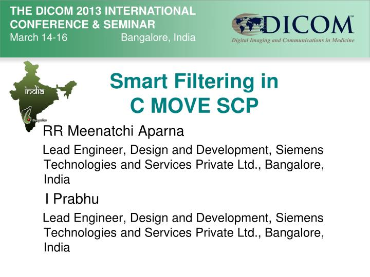 smart filtering in c move scp