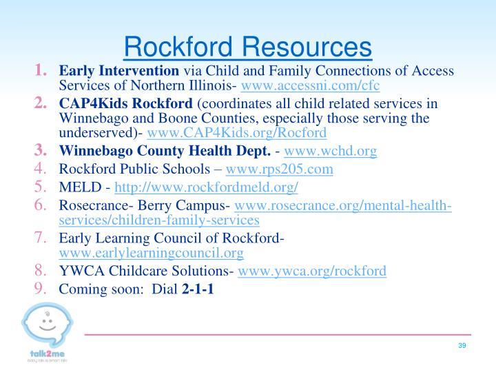 Rockford Resources