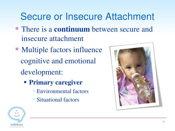 Secure or Insecure Attachment