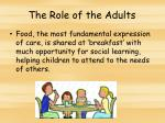 the role of the adults2