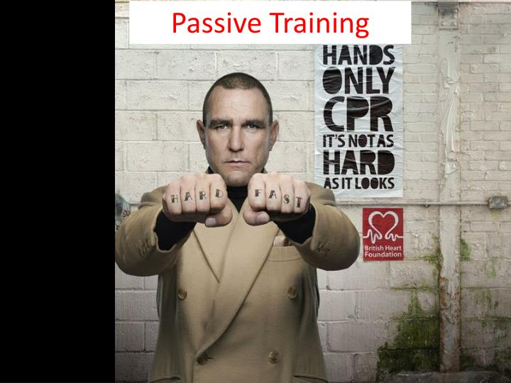 Passive Training